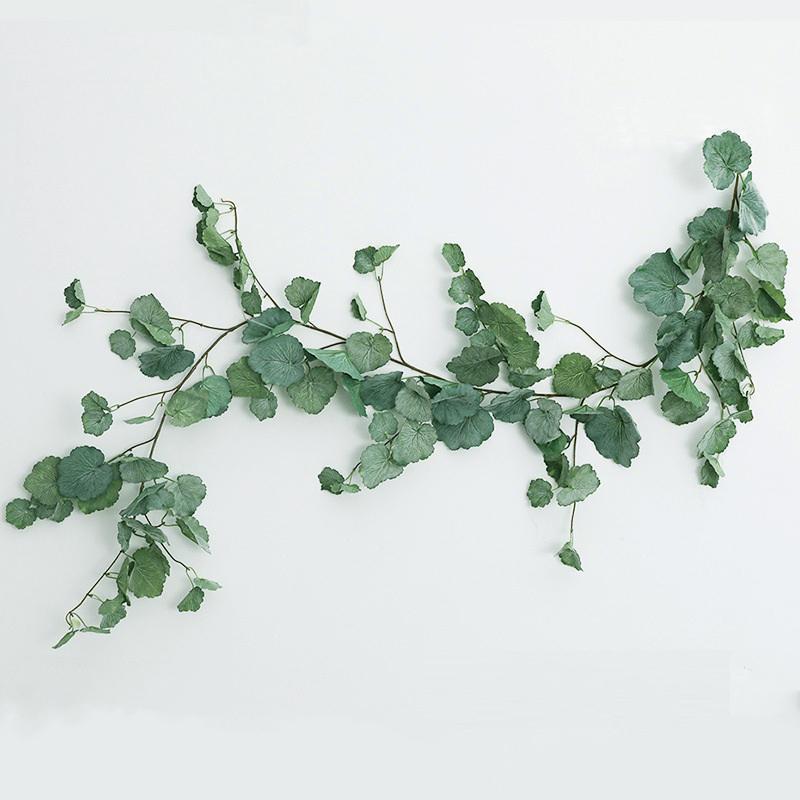 Plastic Vines Artificial Plants Wedding Decoration Faux Vine Ivy Rattan Home Garden Decor Artificial Greenery Hanging Plants1