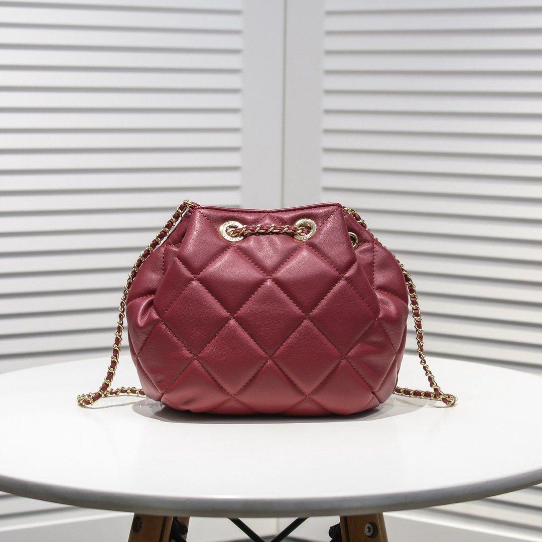 Altos diseñadores Mini bolsos genuinos Bolsos de Duble Bolsos de cuero Handba Hot Womens Bolsis 2021 Lujos de calidad C Moda vendas Hjaxj