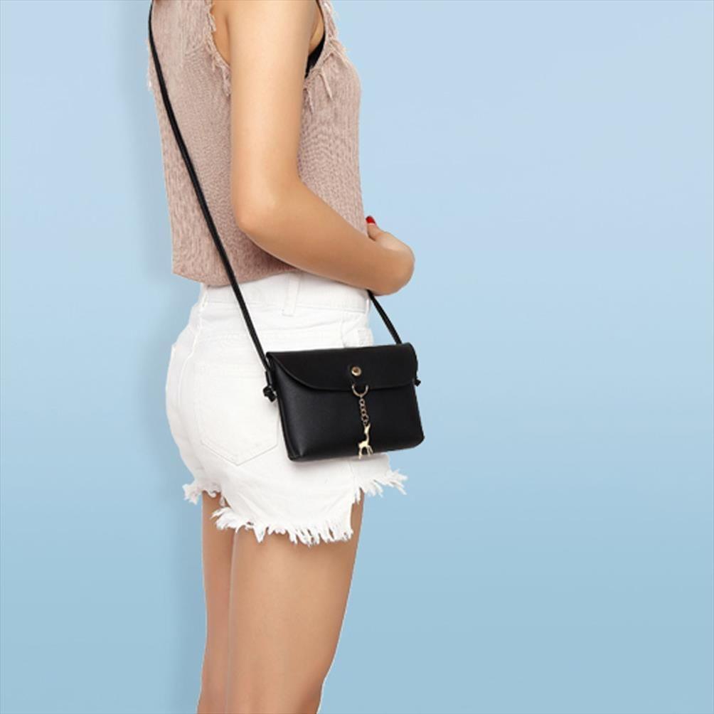 Moda Pequeno Bandoleira Sacos para Mulheres 2020 Mini PU Leather Shoulder Messenger Bag Vintage para Gir Ladies Telefone Bolsa 9.16