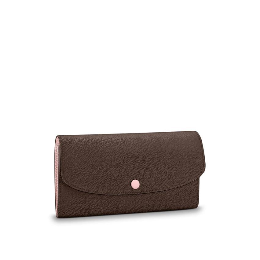 محافظ إمرأة محفظة PU المحافظ أضعاف المحفظة سلسلة بطاقة محافظ لونغ حامل حامل جواز السفر سيدة مطوية محفظة السيدات عملة الحقيبة DJ-E201.1