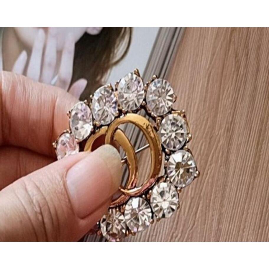3pcs perle floral cristal broche rhoudium perle fleurs pins et broches pour femmes mariée mariée sqchfa homes2007