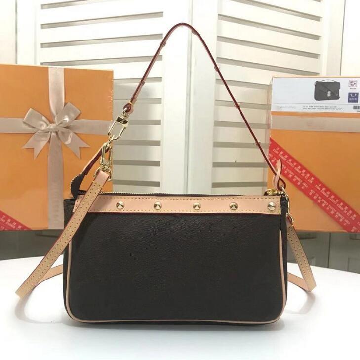 Кошелек дизайнер SCFRS 2020 шаблон дизайнеры рюкзаки рюкзак роскошные женщины A 222 новая классическая сумочка французские сумки CGXSS