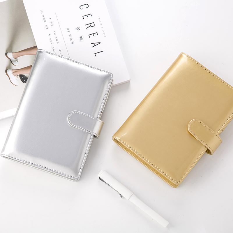 Cagie Fashion Lusty Series Notebook A6 Loose Folha Caderno Creative Bloco de Notas Ca6H3244 1 PCS