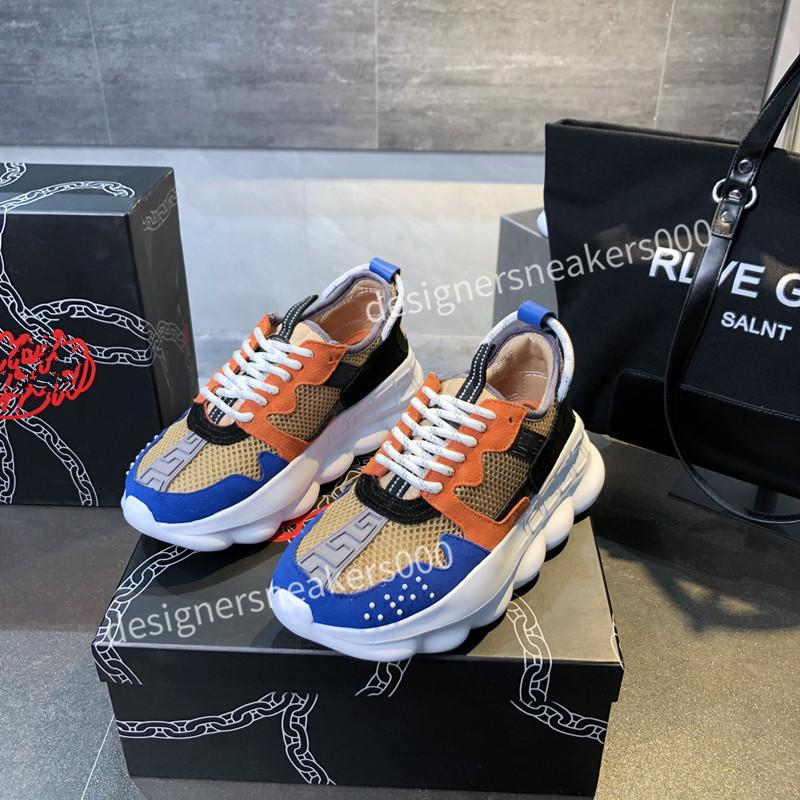 Louis Vuitton LV shoes En Yeni Erkekler Paris Rahat Ayakkabılar Eğitmenler Baba Ayakkabı Sneaker Siyah Boy Erkek Bayan Beyaz En İyi Kalite Koşucu Chaussures WLGC191001
