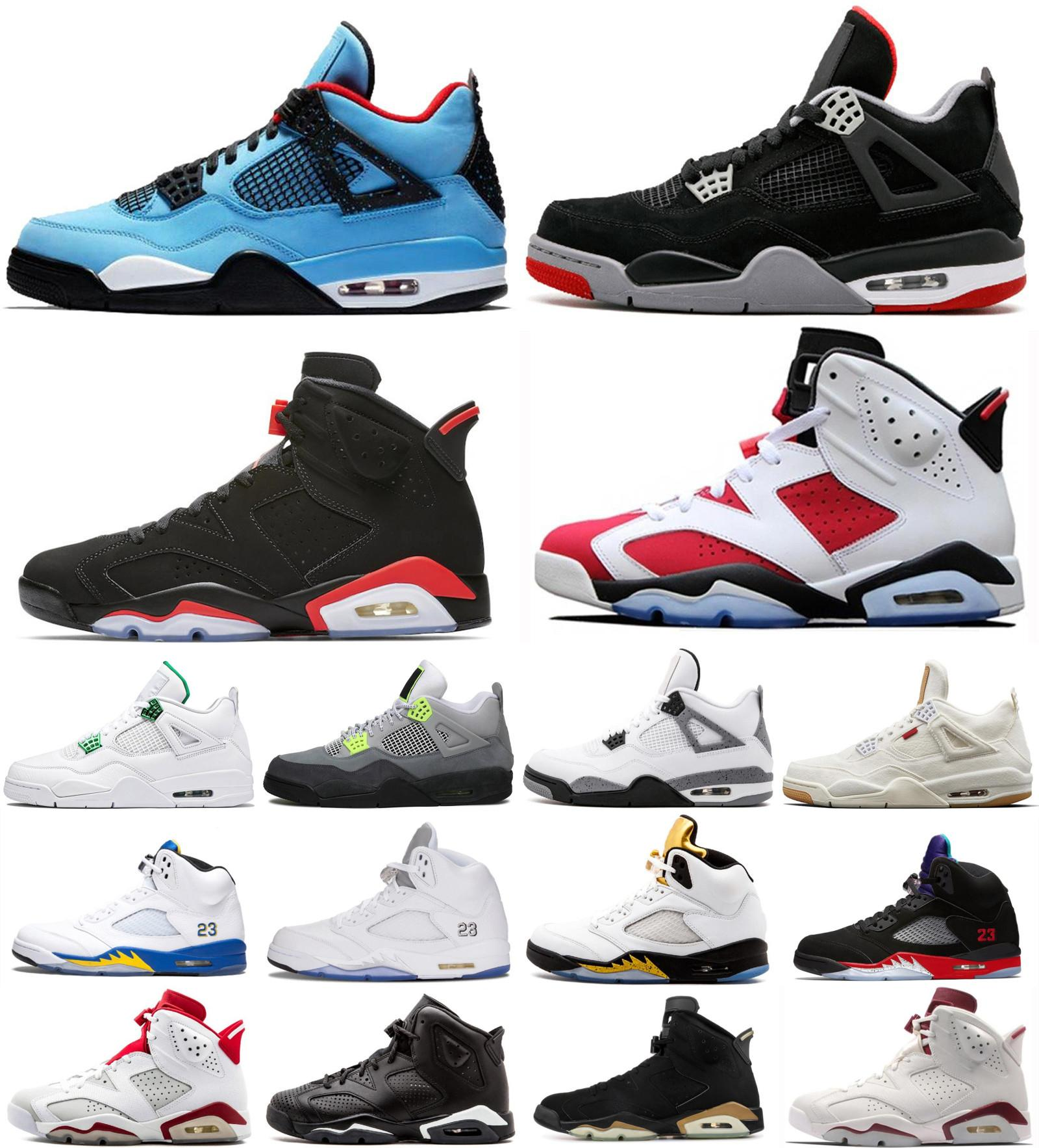 Nike Air Max Retro Jordan Shoes أحذية كرة السلة الجديدة 5 الدولية بدلة الطيران الأزرق جلد الغميض الرمادي Og أسود Metalic Cdp أحذية رياضية 7-13