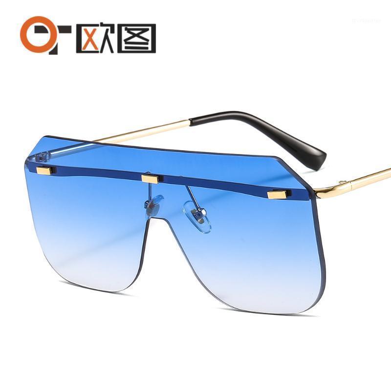 Vintage Sunglasses Glasses Shades Sol Fashion Personality Glasses Sun Luxury Design Men Women Gafas De Luxury Hombre/mujer1 Dfsjj