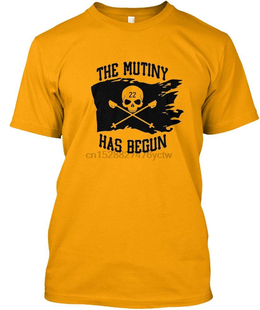 Uomini della maglietta North Shore Mutiny T-shirt sportiva Felpa con cappuccio Felpa con cappuccio