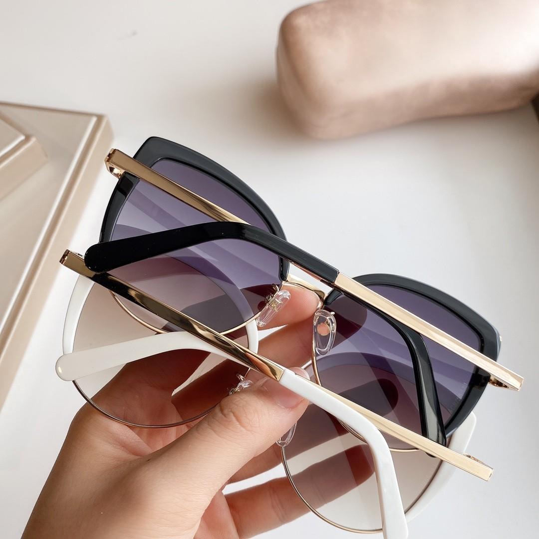 2021 جديد أعلى جودة 4902 رجل نظارات الرجال نظارات الشمس مزاجه النساء النظارات الشمسية نمط الأزياء يحمي العينين مع مربع