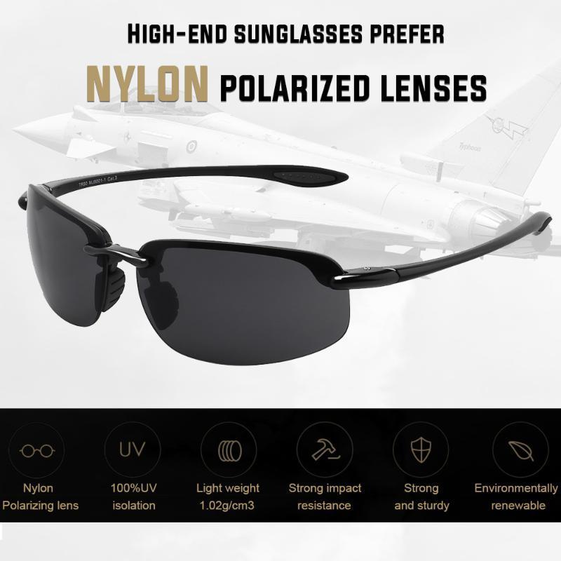 De mâle lentille sport soleil hommes femmes juli ultralight uv400 jaune nylon cadre lunettes lunettes de soleil gafas conduisant SOL 8001 wormj