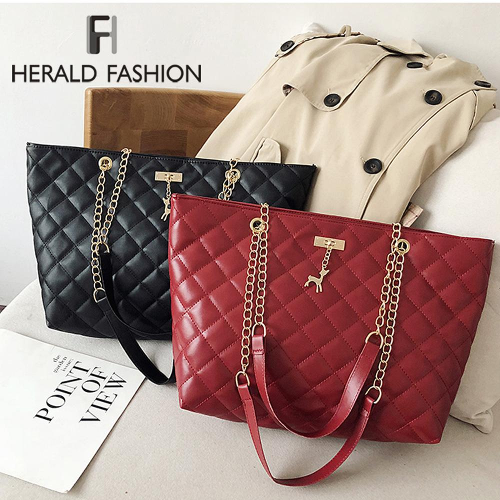 Soft Messenger Bags For Women 2020 Chain Simple Style Shoulder Crossbody Lady Small Handbags PU Leather Black Bag Q1230
