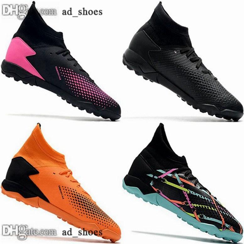dames hommes 12 eur 38 Predator 20 taille TF top haut nous 20+ femmes en bottes de football 46 de chaussures de crampons des crampons de football 2020 nouvelle arrivée