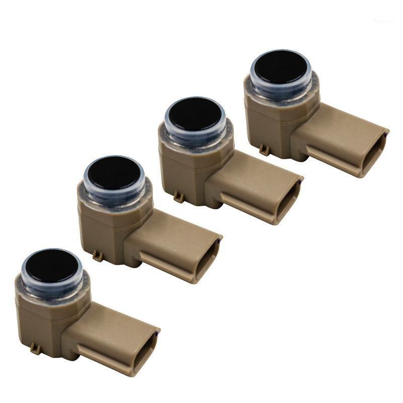 Vue arrière de la voiture Caméras Capteurs de stationnement 4pcs PDC Capteur de pare-chocs Détecteur d'inversion pour 28438-3RA0A1