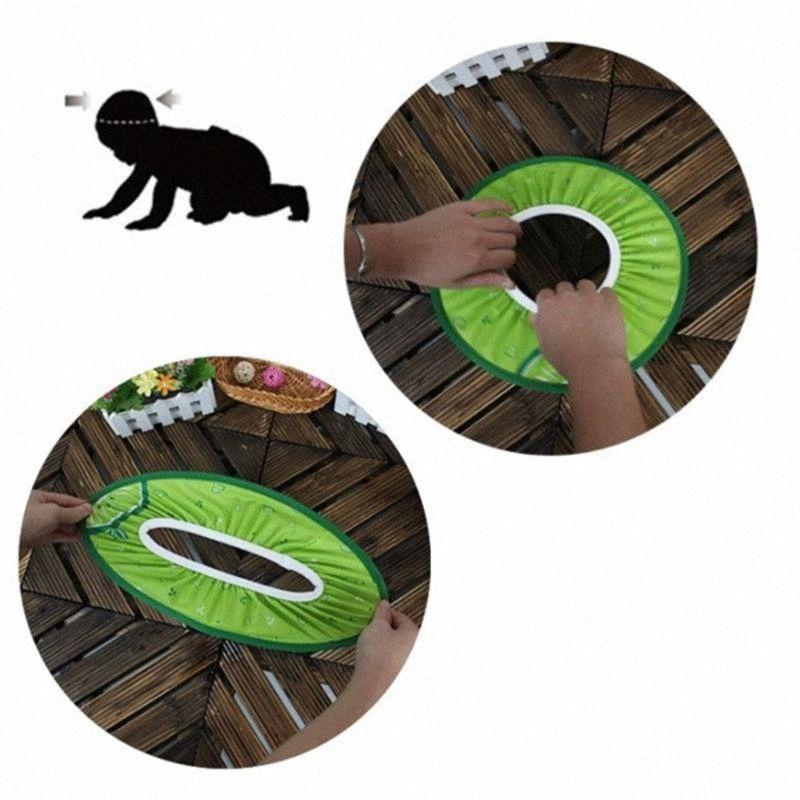 Shampooing Enfants Bain Douche Protection Chapeau réglable Bain Chapeau pour les enfants, enfant en bas âge, et des enfants (vert) 65YB #