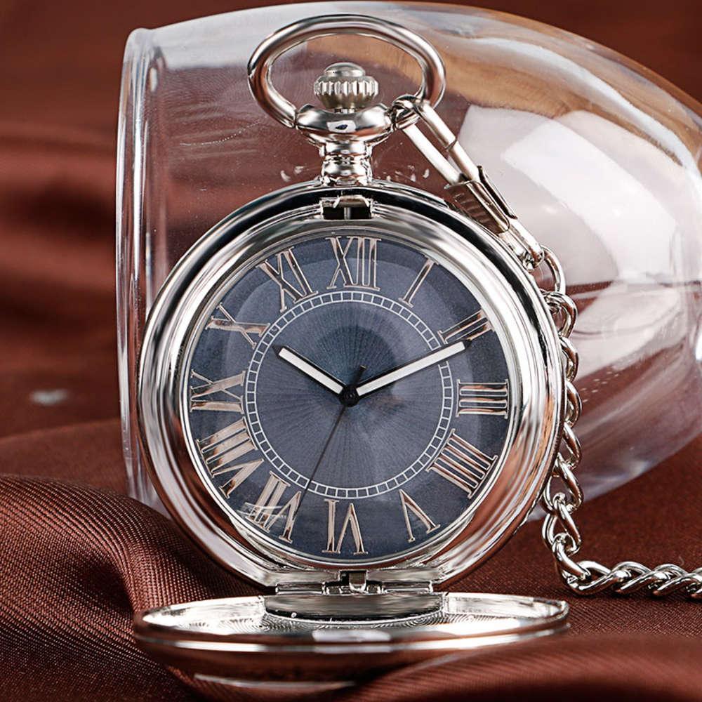 Xmas Presente Luxo Homens Relogio Digital Steampunk Steampunk Relógio Relógio Vintage Auto Vento Elegante Cinza Discagem Automático Mecânico