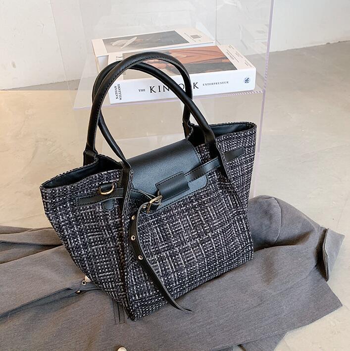 Bolsa compuesta mujeres bolsos de alta calidad de las señoras Totes mujer Compras bolsos de hombro del bolso de la capacidad grande