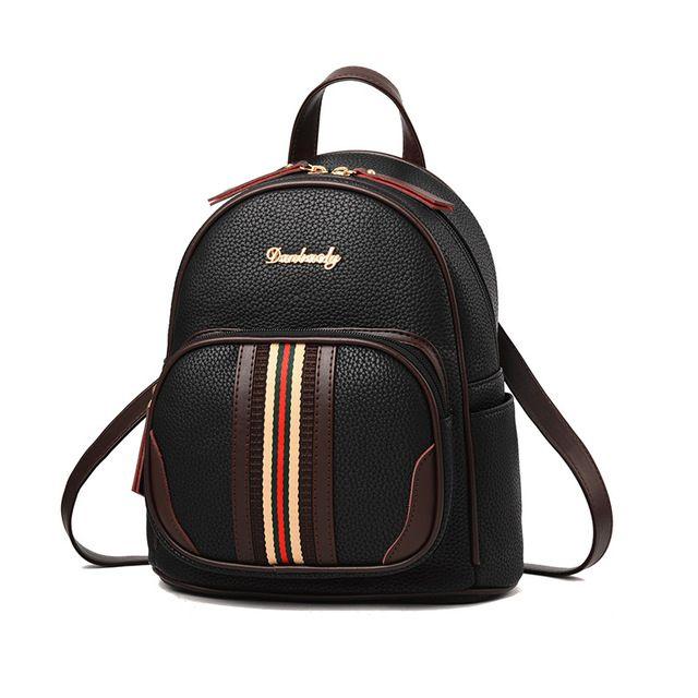 2021 High quality PU Leisure lady travel bag Small big capacity Handbag Woman Backpack Style Fashion Bags Mini E31