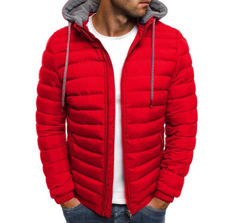 2020 inverno indossare transfrontaliera il commercio estero nuove cotone giù slaccia europea incappucciato cotone spesso ja imbottito maschile giacca cappotto maschile cappotto