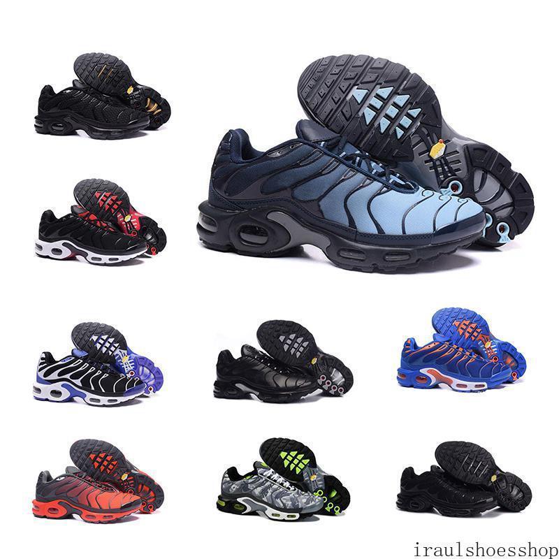 2020 TN und Herren-Schuhe Trainer OG triple schwarz weiß Psychic hyper Blau Spannung Lila, Gelb, Hell Männer Sport Turnschuh 40-45 ira laufen