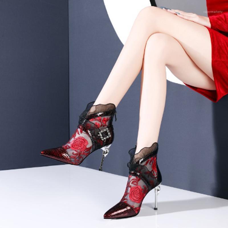 Chaussures à talons hauts Femmes Sandales Femmes Mariage Chaussures Banquet Battle Battle Battle Coûte Bottes1