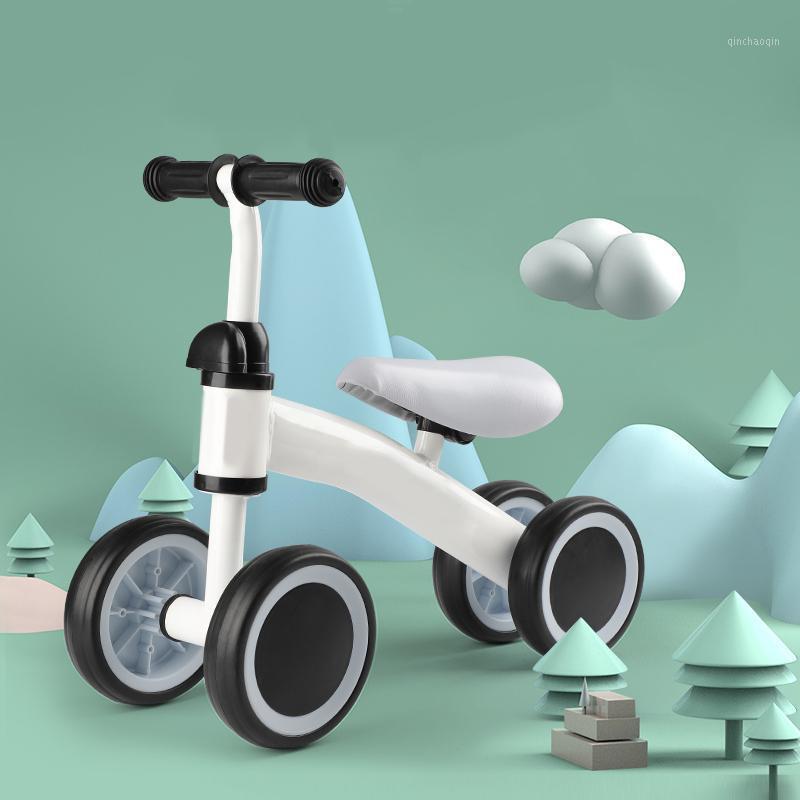 Baby Fahrrad Kinder lernen, Kleinkind Walker Junge Mädchen 4 Räder zu gehen
