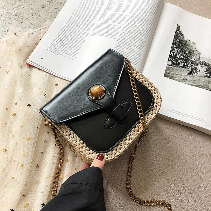 JINBAOLAI Простого лоскут плечо PU кожаных сумки Женщины Девушка Pure Color Mini сумка Крест тело сумка болс femini # 613g35