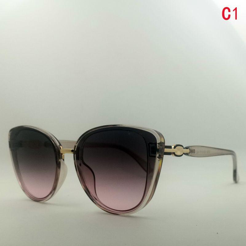 Crystal Luxe мужские моды солнцезащитные очки женщина солнцезащитные очки Sutro модные аксессуары очки мужчина Goman UV400 Adumbral декоративный дизайнер Cat