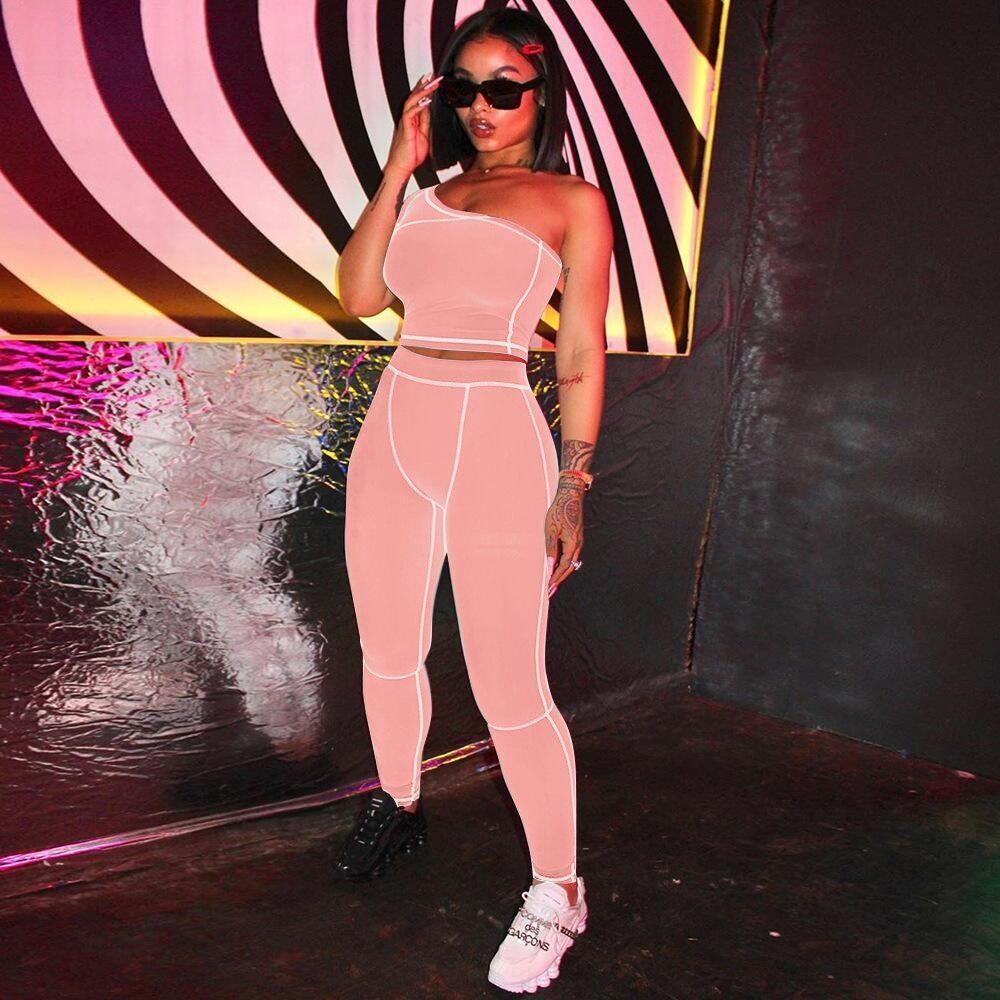 FZV4 Kadınlar Uzun Kollu Eşofman Ceket Pantolon Spor Ter Kabanlar 2 Parça Set Ter Suit Legging Pantolon Kıyafetler Hoodie Set Kadınlar Bezi