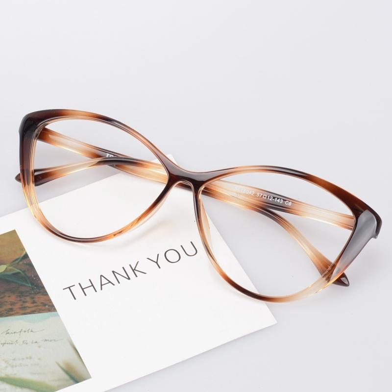 Lunettes de vue pas chères Vente de lunettes de lecture de Mme Vazrobe, Diodes pour les yeux du chat pour femmes, 50, 125, 225 et 175 Verres de comptage