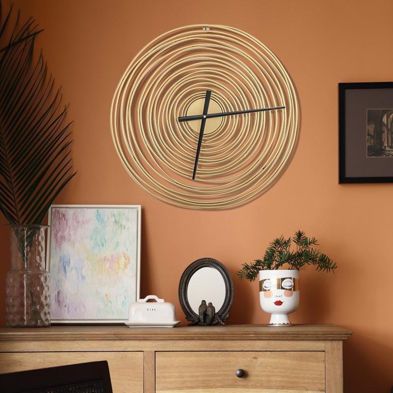 Nordic Minimalist Wall Clock Brief Design Modern Creative Wall Clock Silent Orologio Parete Home Art Decoration SS60WC 201125
