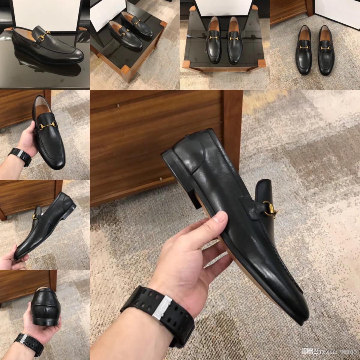 C5 pelle scamosciata in pelle di lusso uomini mocassini Designer Dress Shoes Slip on maschile scarpe casual scarpe da uomo party calzature da sposa 22