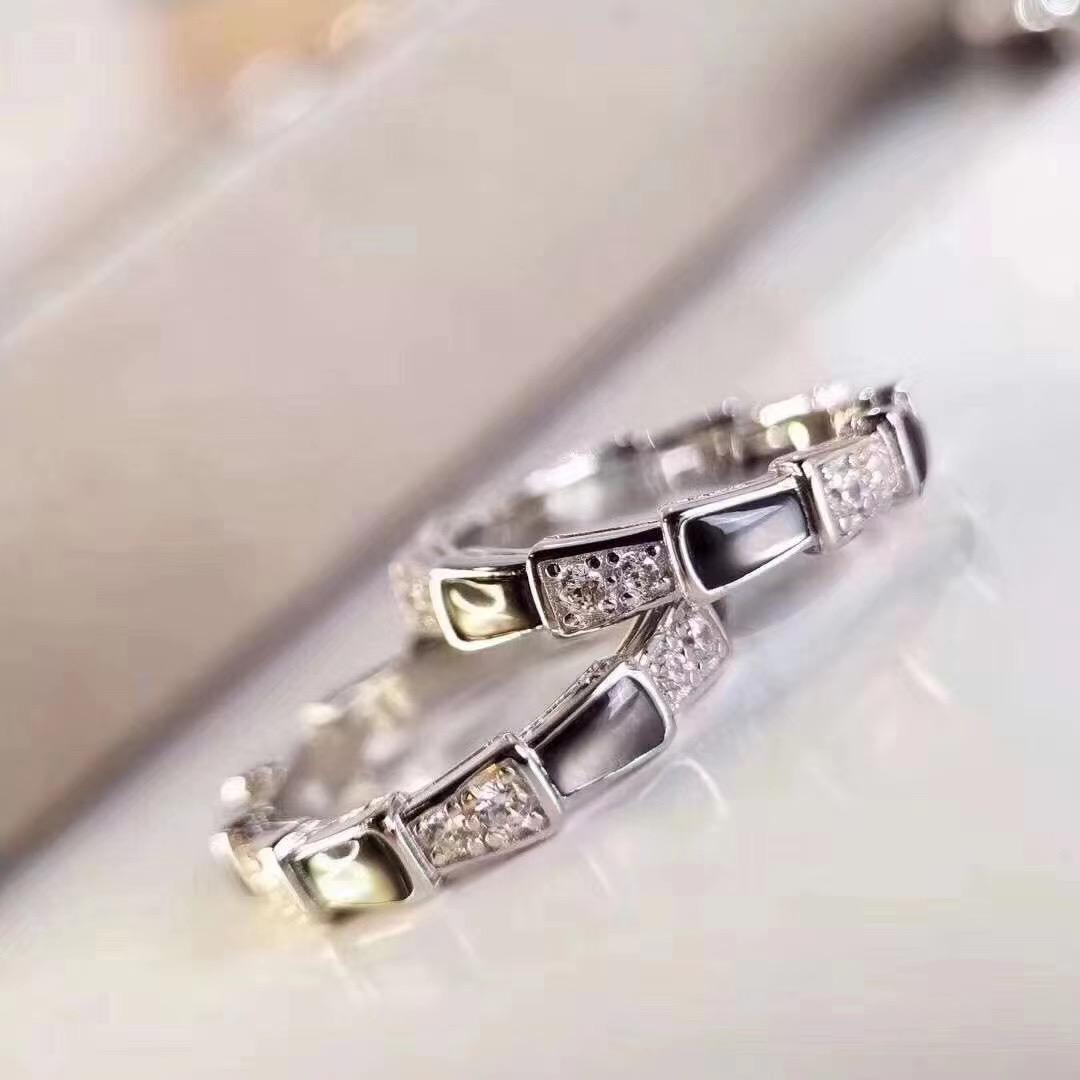 Heißer Verkauf Damen Ring Mode 925 Silber 18 Karat Gold Matching Ringe Für Frauen mit exquisitem Schmuck