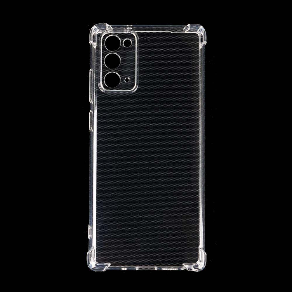 Strong Shock Resistance Clear phone Case For Samsung Note 20 Ultra S20 plus Ultra FE Note10 plus S10 5G S10plus S10e S30 S21 plus ultra