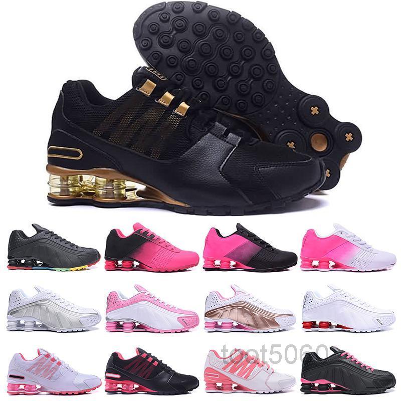shox 802 809 deliver 2020 Mens Avenue 802 803 Chaussures décontractées Chuassures Shox NZ Chaussures Top Qualité NZ Sport Chaussures Tailles EU40-46 PCC8S KMB8