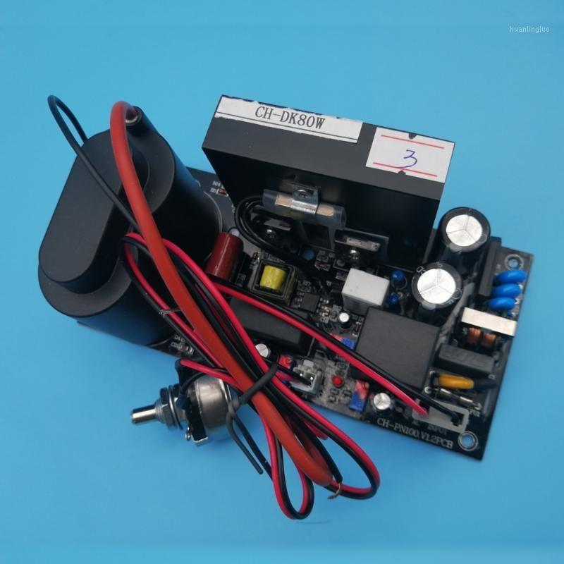 Purificateurs d'air ajustables 8-80W alimentation pour le générateur d'ozone de tube de silice jusqu'à 10g avec une protection auto de la chaleur en courant1