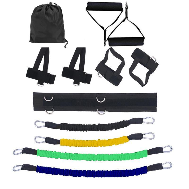 Resistance Bands Exercise Set More Professional And Efficient Practical Hanging Training Straps Workout Sport Home Fitness