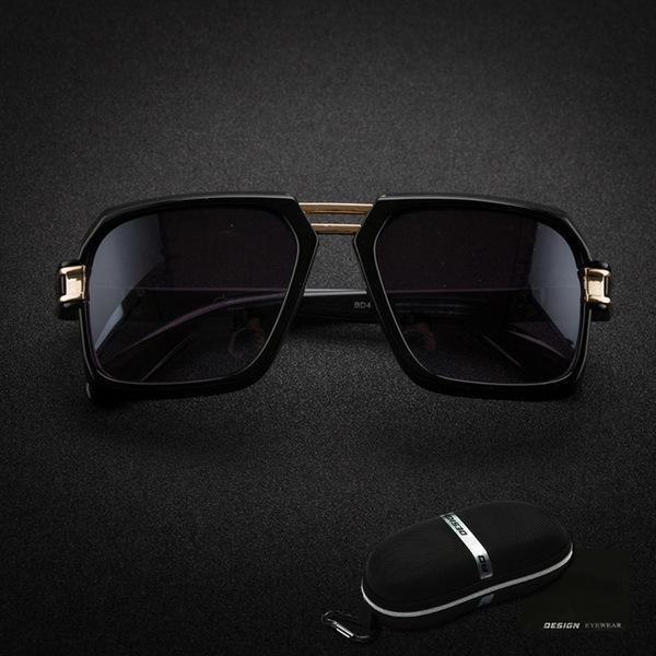 Vintage Yvan Donne Nuovi Uomini Lente di vetro Prodotti in vetro AU Au Fashion Designer in legno Legno Retro occhiali Handmade Brand Sunglasses rwwej