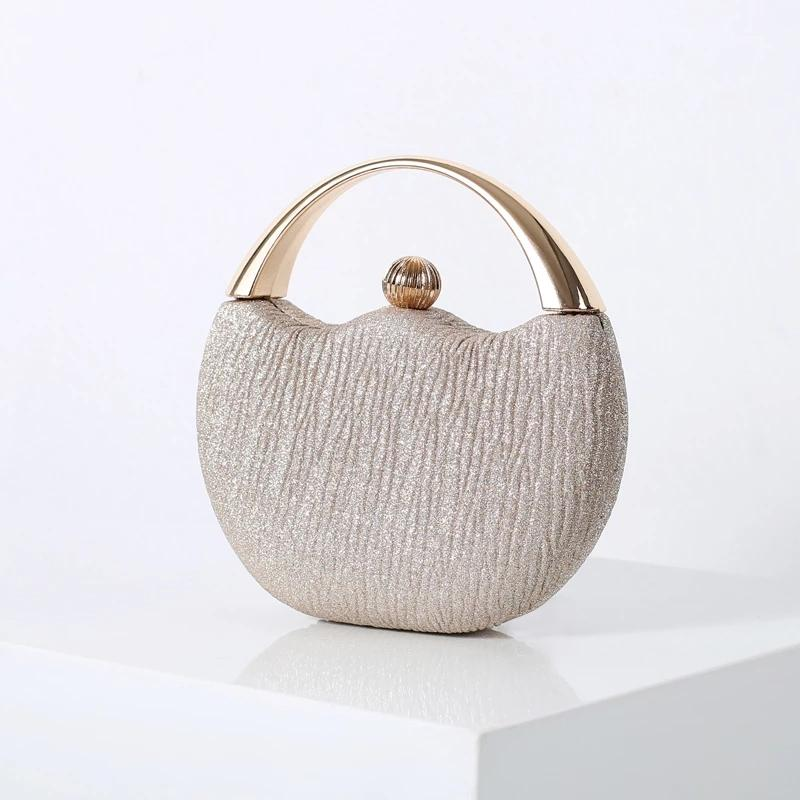 Women's Wedding Clutch Evening Bag Small Female Handbag Luxury Wedding Bridal Purse Chain Party Shoulder Bag