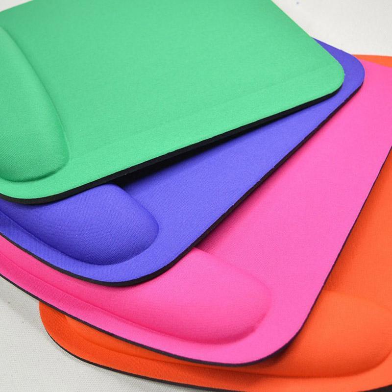 Квадратный коврик для мыши запястий ткани Коврик для мыши Коврик для домашнего офиса Компьютерные Игры JR предложения