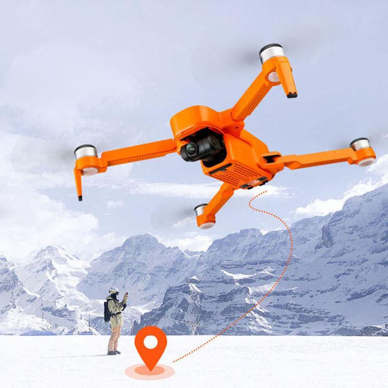 Axis RC GPS Quadcopter Drone с камерой 6K 2.4G складной RC Drone Tro0526