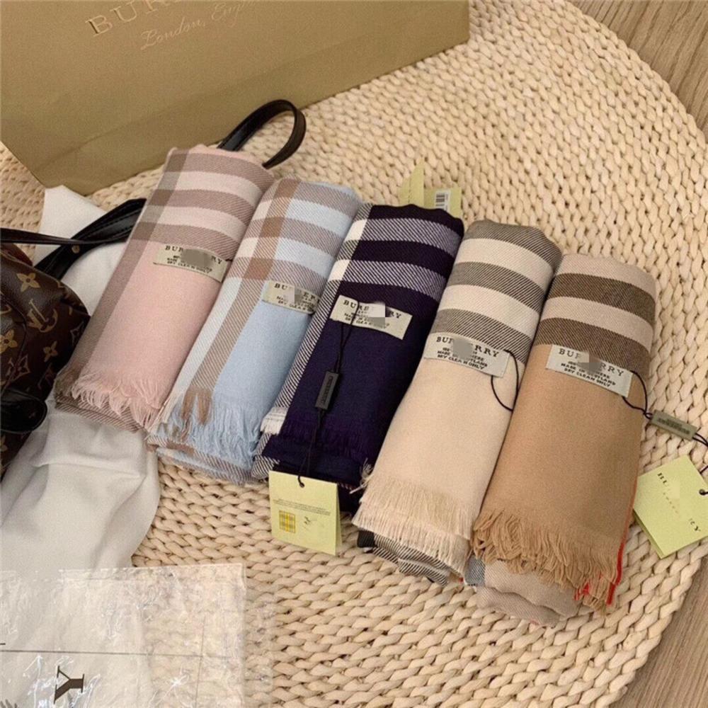 Reine lange dener Wollschal Herren Schal Farbe Frauen Blockierte Designer Luxus gestrickten überdimensionalen Kaschmir äußeren Schal Schal Farbe b8UV