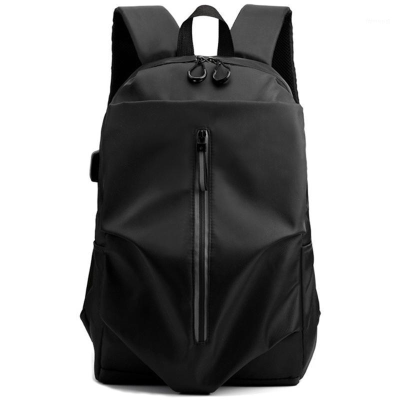 Erkek sırt çantası bilgisayar çantası moda trendi iş seyahat hafif büyük kapasiteli sırt çantası1