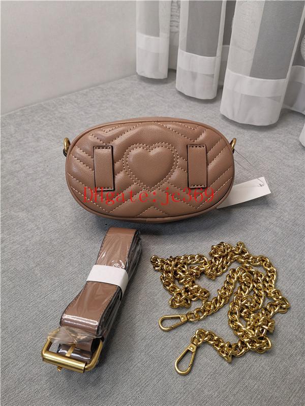 Épaule Quality Sacs Femmes Sacs Haute Ceinture Fashion Sacs à main en cuir velours sac à main Sac à bandoulière en chaîne XCDXT