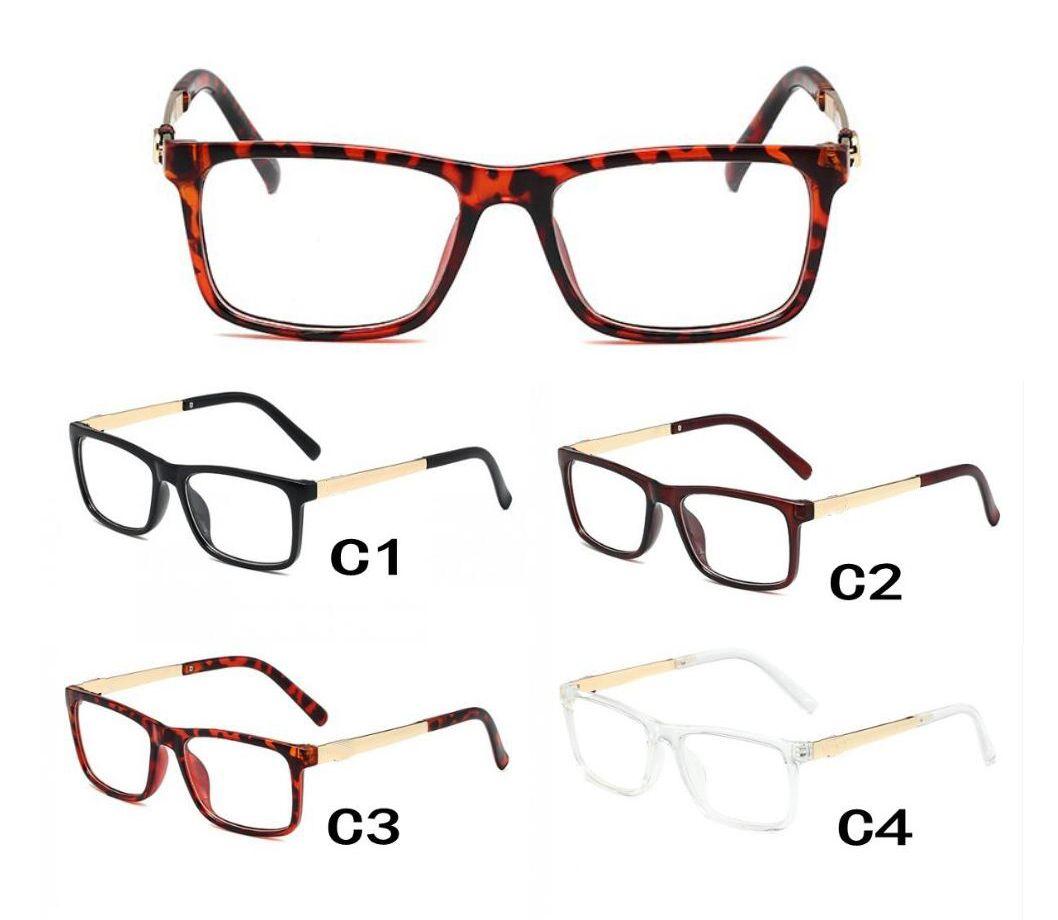 Estate donna unisex moda classica classica clear lente occhiali da sole uomo guida spiaggia ciclismo all'aperto vento occhiali da sole leopardo grano spedizione gratuita