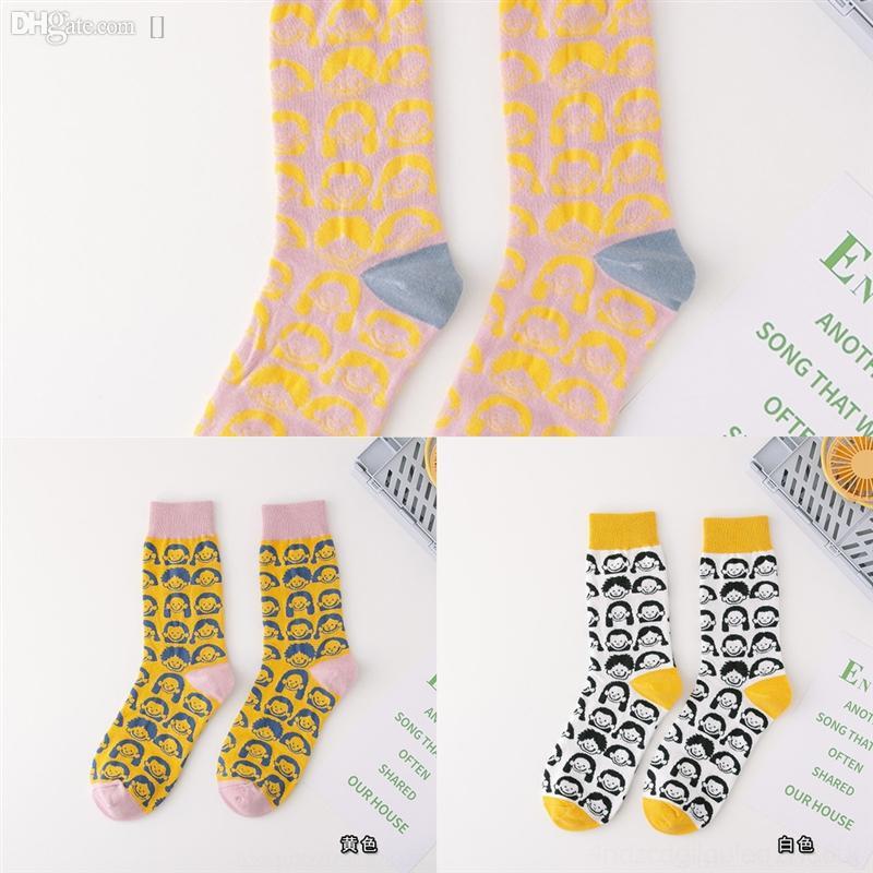 gZe MYOREDlot novelty fashion Japanese bulk sock men's socks Autumn and Winter cotton funny colorful man socks striped