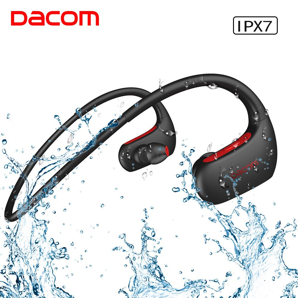 Dacom L05 블루투스 이어폰 무선 헤드폰 TWS 스테레오 이어 버드 스포츠 게임 헤드셋 Xiaomi Huawei iPhone