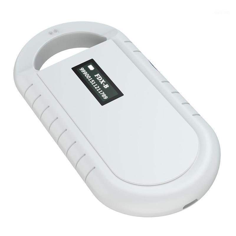Aaaj-RFID Reader Pet Microchip сканер портативного чип-читателя для животных портативный RFID поддерживает для ISO 11784/11785, FDX-B1