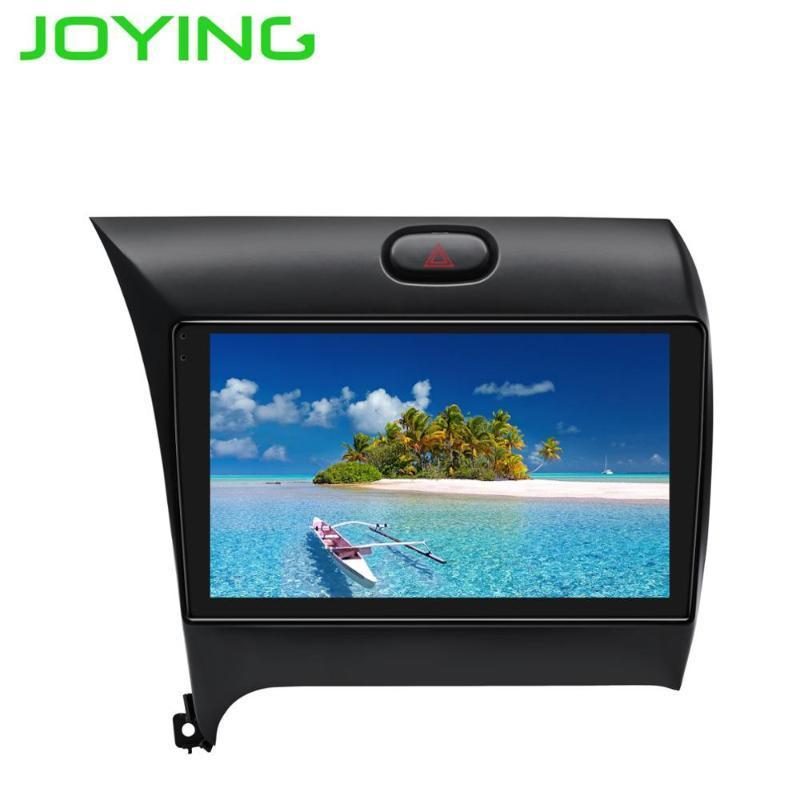 "JOYING 9"" Android 8.1 Car NO DVD GPS Video Radio Player for KIA Cerato forte 2013 2014 2021 2021 Stereo Multimedia Head Unit car dvd"