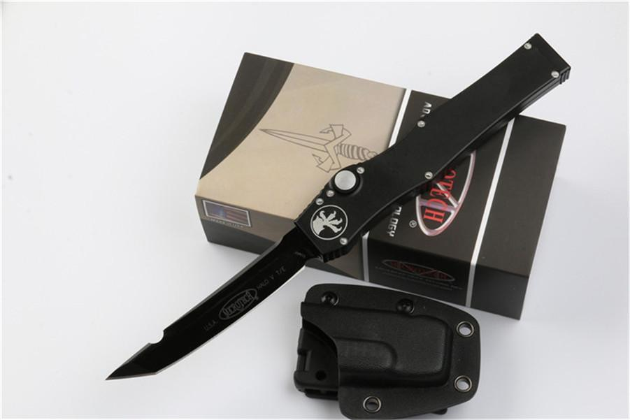 """Hot Sale 3 Color Black MT Hal0-5 V Tanto Knife 4.6"""" 150-1 D2 Blade Tanto Outdoor Survival Tactical Gear Best Knives"""