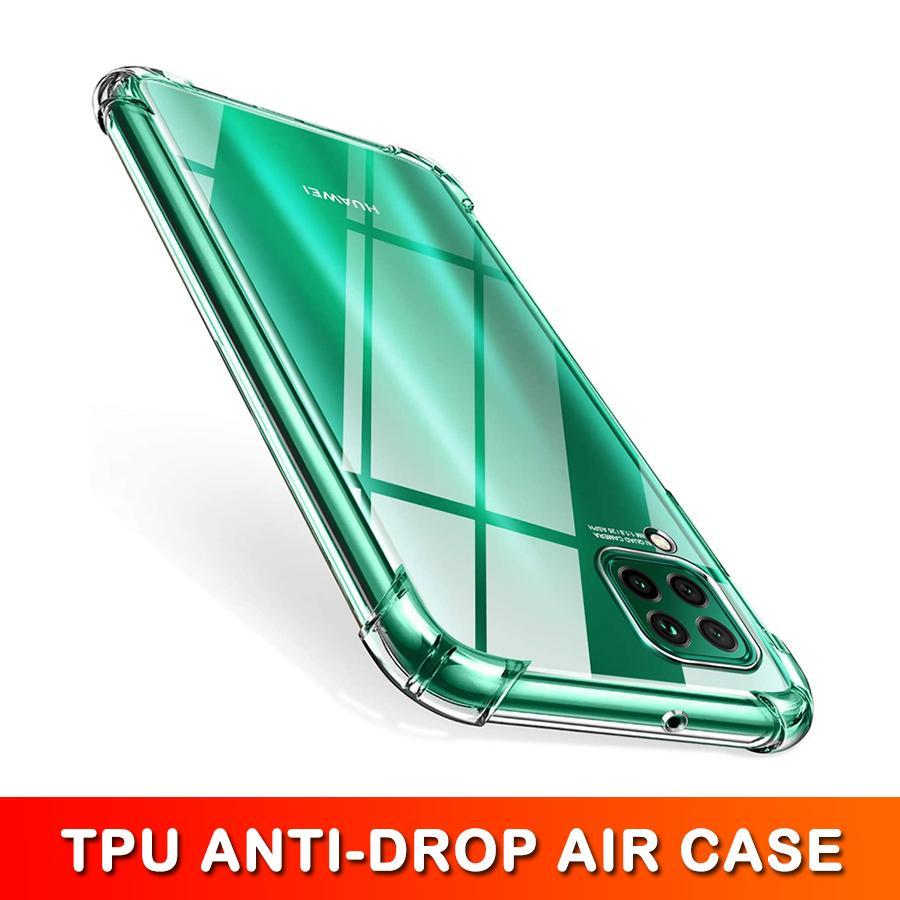 iPhone 12 미니 프로 11 XR 소프트 TPU 투명한 클리어 Phonecase 드롭 정밀 컷 백 커버 케이스 삼성