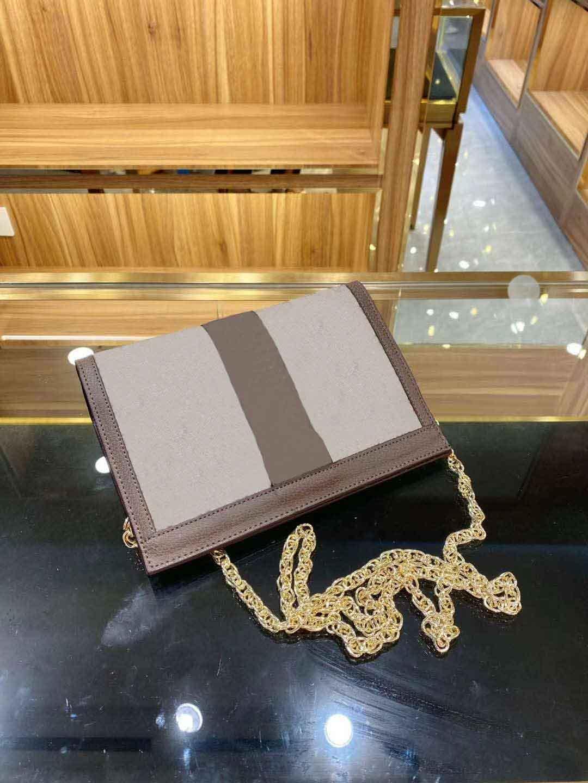 2021 Bolsa Diseñador Bolsos de lujo Calidad Mujeres Hombro con bolso Crossbodybag Genuine Bordado de cuero Bolsa de silla de montar High Wallet 3A Drom